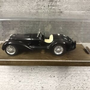 Brumm 1938 AlfaRomeo SC 2900 B Series Oro Model Original Plastic Show Case & Box