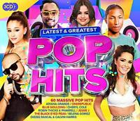 Latest and Greatest Pop Hits [CD]
