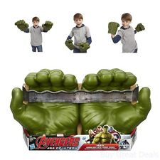 Avenger Marvel Gamma Grip Hulk Fist Movie Hero Accessory Costume Part Party Add