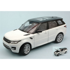 Range Rover Sport 2014 White/black 1 24 Welly Auto Stradali Die cast Modellino