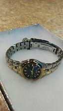 Citizen Eco Drive Ladies WATCH Stainless~Excellent!