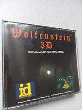 Wolfenstein 3D-Acorn RISC OS Archimede NUOVO