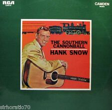 HANK SNOW The Southern Cannonball LP - Mono