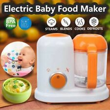 Electric Baby Food Maker Toddler Blenders Steamer Processor All In One