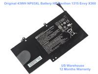 New Genuine NP03XL Battery for HP Pavilion X360 13-A010DX HSTNN-LB6L TPN-Q146