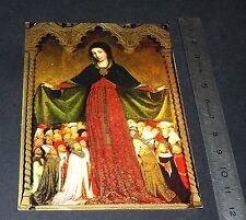 CHROMO 1997 IMAGE PIEUSE CATHOLICISME HOLY CARD  VIERGE MARIE