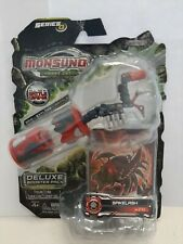 Monsuno Deluxe Booster Pack Spikelash Series 0