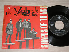 "THE YARDBIRDS (JEFF BECK) - SHAPES OF THINGS - RARO 45 GIRI 7"" ITALY 1966"