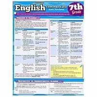 English Common Core 7th Grade: By Inc. BarCharts