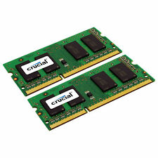 Crucial 16GB Kit 2x 8GB DDR3L 1333 MHz PC3-10600 Memory Apple MAC Book Pro iMac