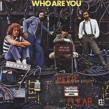 The Who - Who Are You (Remastered 1LP Vinyl Album) NEW + ORIGINAL PACKAGING