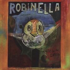 FREE US SHIP. on ANY 2 CDs! NEW CD Robinella: Solace for the Lonely