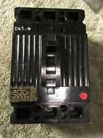 GENERAL ELECTRIC TED134050 50 AMP 3 POLE BREAKER