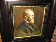 LEIBL Wilhelm, *1844 Portrait des Malerfreundes SPERL