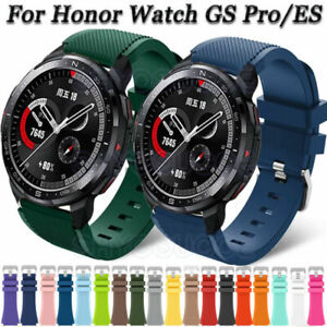 22mm Silicone Wrist Band Strap For Huawei Watch GT 2 Pro GT 2e 46mm Honor GS Pro
