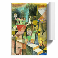 Paul Klee Vintage Art Prints