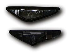 BMW 3 SERIES E46 COUPE & CONVERTIBLE (03-06) BLACK LED SIDE REPEATER INDICATORS