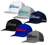 Titleist Tour Snapback Mesh Golf Hat Mens Cap New 2020 - Pick a Color