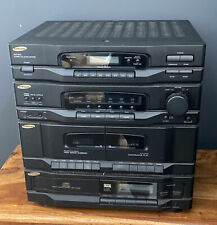 Samsung SCM-8100 Stereo CD Music Centre *Part tested* See Description