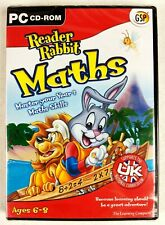 Reader Rabbit Year 2 Maths. Ages 6-8 PC CD Play & Learn