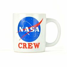 NASA CREW SPACE SPACESHIP COFFEE MUG CUP NEW IN GIFT BOX