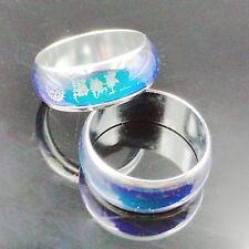 New Anime Black Butler Cosplay Finger Ring Color Change Ring