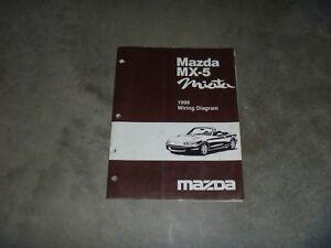 Repair Manuals Literature For Mazda Mx 5 Miata For Sale Ebay