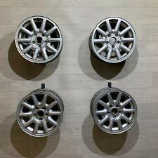 4x Audi A6 C4 4A  orig. Alufelgen 7x15  ET45 5x112 Felgen 4A0601025B 100 44 89