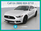 2017 Ford Mustang EcoBoost Premium Coupe 2D YNC HID Headlamps Side Air Bags F&R Head Curtain Air Bags Backup Camera Tilt &