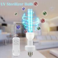 25W Ultraviolet Lamp E27 UV Quartz Light UVC Bulb Compact Bulb Room Mite Removal