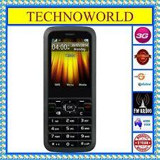 UNLOCKED TELSTRA CRUISE ZTE T126+CHEAP 3G KEYPAD MOBILE+USE BELONG/ALDI/LYCA SIM