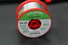 stannol HF32 0,80mm Solder Wire