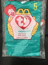 Pinchers 1993 McDonald's Teenie Beanie Still In Package