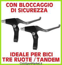Coppia leve ideali per Bicicletta tre ruote / Triciclo o Tandem