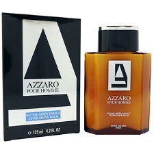 Azzaro Pour Homme 125 ml After Shave Balm old vintage Version