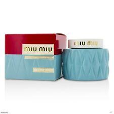 Miu MIu Body Cream 5oz/ 150ml New Sealed in Box