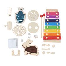 Kids Busy Board Accessories DIY Educational Child Sensory Activity Board  Ho