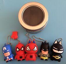 USB Flash Drive Captain America Spiderman Batman 32G memorystick Superheroes