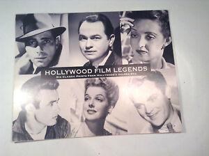 "6 PRINTS-HOLLYWOOD FILM LEGENDS-11""X14""-POSTERS- JAMES DEAN-BOGART-CAGNEY-DAVIS"