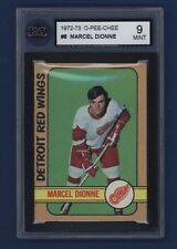 1972-73 OPC Marcel Dionne #8 KSA 9 MINT Detoit Red Wings *SHARP*