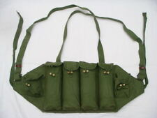 VIETNAM WAR CHINESE ARMY MILITARY 81 TYPE CHEST RIG AMMO POUCH BAG