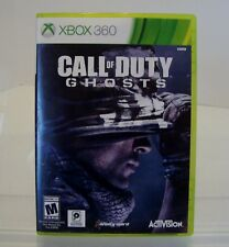 X-BOX 360 CALL OF DUTY - GHOSTS Missing Disk ONE!!!