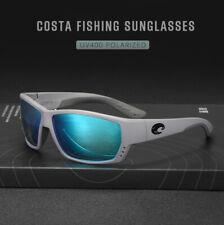 Sunglasses Costa Del Mar Reefton 580p Mirror Surfing Tuna Alley Uv400 Polarized