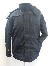 G-Star Nordic Hooded Winter Jacket - Blue Coat - Size XXL - 2XL - Box61 02 B