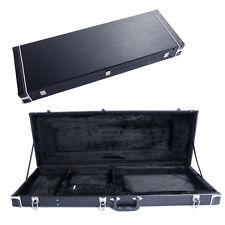 New Electric Guitar Hard Case Fits Most Standard Electric Guitars Hardsell
