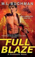 Full Blaze (Firehawks)-ExLibrary