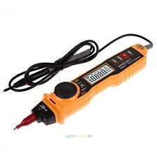 Digital Voltmeter Ammeter Ohmmeter Multimeter Volt AC DC Tester Meter Pen-type #