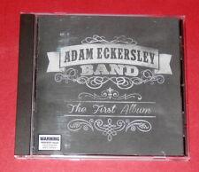 Adam Eckersley Band - The First Album -- CD / Rock