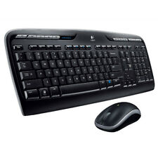 Logitech MK320 Wireless Keyboard Mouse Combo w/Unifying Receiver