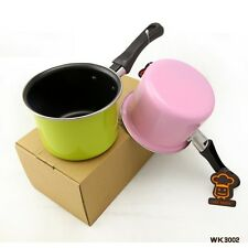Mini Chocolate Milk Sauces Cuisine Cooking Warming Pan Picnic Pot Cookware 500ml